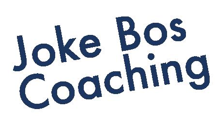 Joke Bos Coaching handtekening